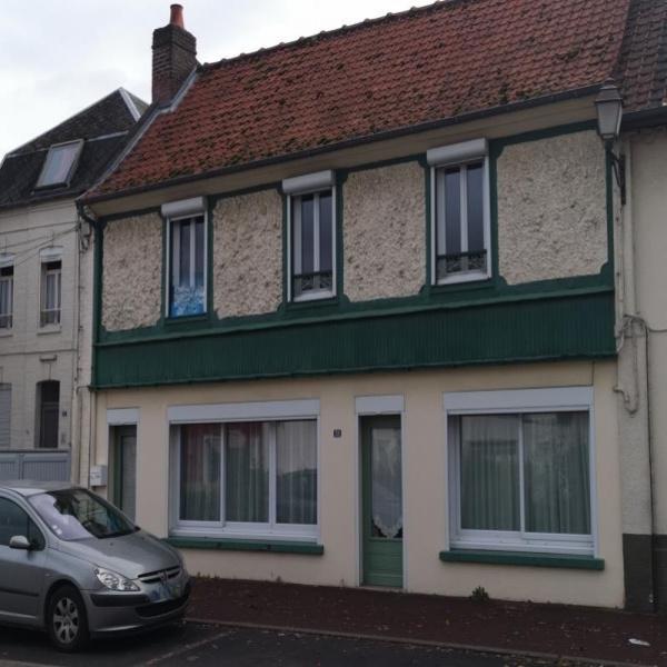 Offres de vente Maison hallencourt 80490