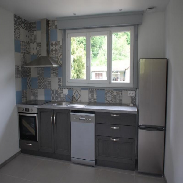 Offres de location Appartement mareuil caubert 80132